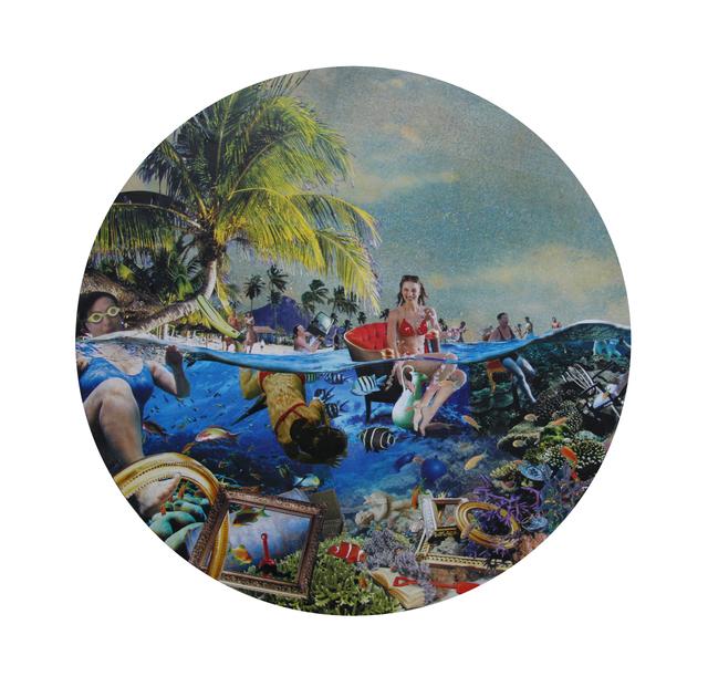 , 'Fruits de Mer,' 2017, bo.lee gallery