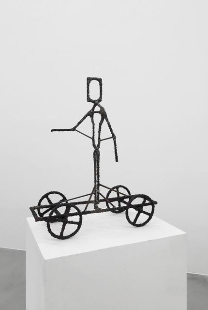 , 'De Gelaste,' 2015, Almine Rech