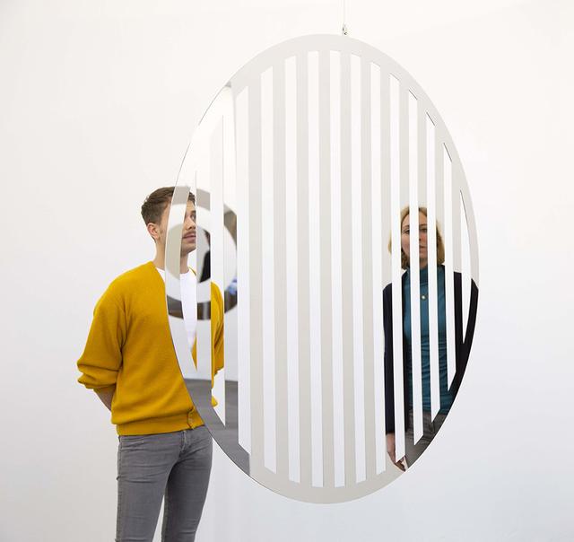 , 'Rotating Mirror II,' 2018, Galleri Nicolai Wallner