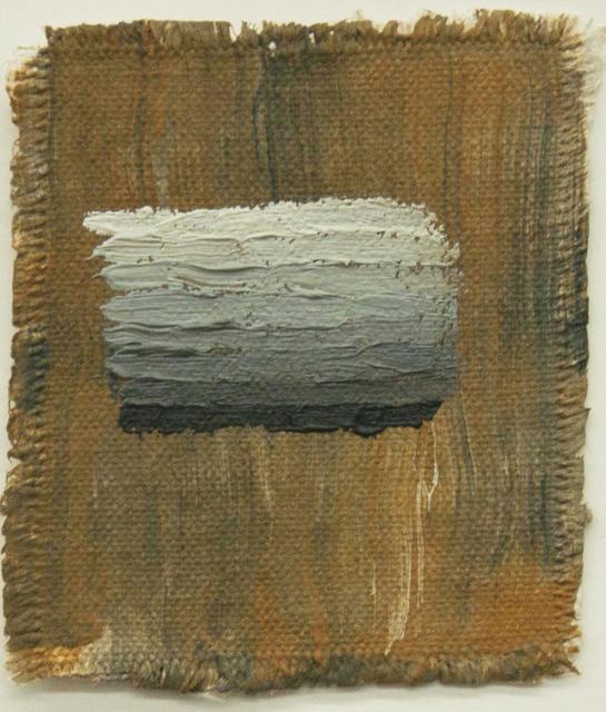 , 'IX,' 1998, Conduit Gallery