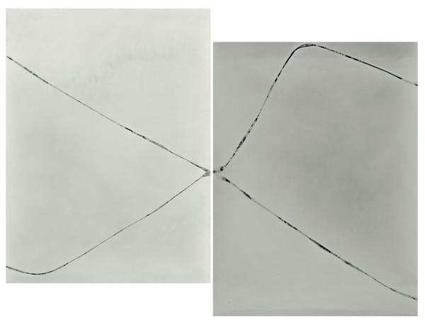 , 'Confine #295-296,' 2017, Galerie Thierry Bigaignon