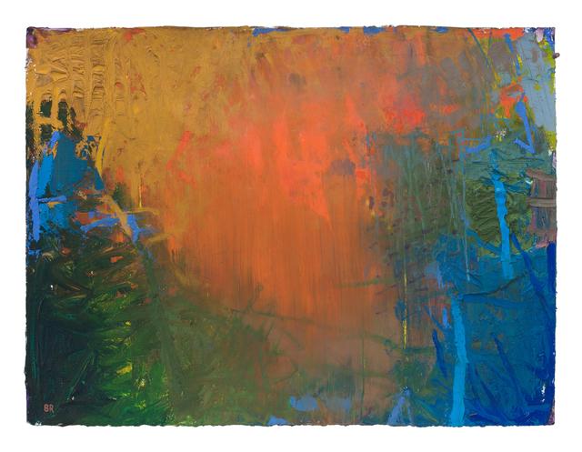 , 'Looming Pine 6,' 2018, Nancy Toomey Fine Art