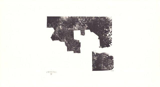 Eduardo Chillida, 'Sapai van der Koelen 69001', 1960-1970, ARTEDIO