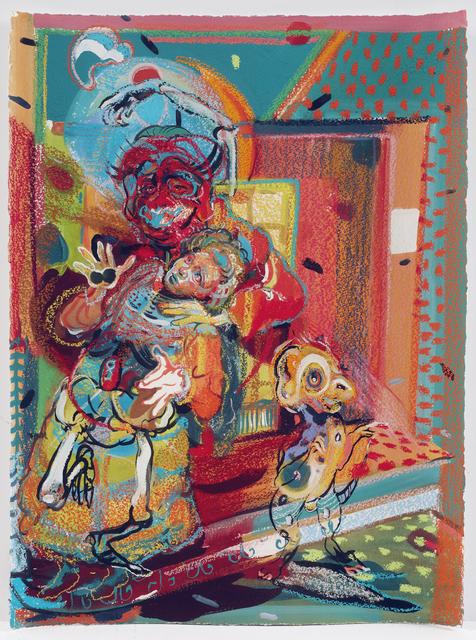 , 'Woman II,' 2015, Rhona Hoffman Gallery