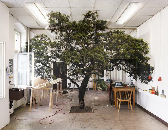 , 'Landscape for Candace,' 2015, Luis De Jesus Los Angeles