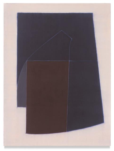 Suzanne Caporael, '739 (hunt)', 2018, Miles McEnery Gallery