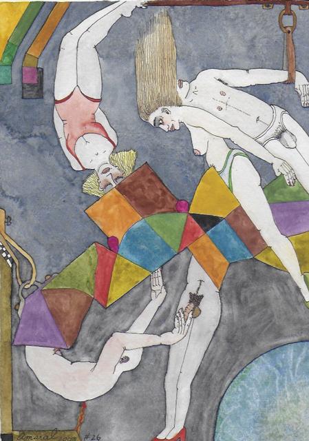 , 'Entre Comillas No 026,' 2003, LAMB Arts