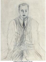 Portrait of Henry Heymann