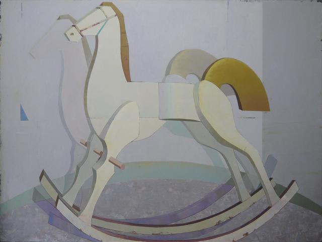 , 'White Trojan,' 2016, Galerie Huit