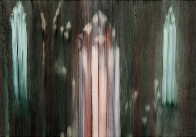, 'Sanctum I,' 2018, Barnard