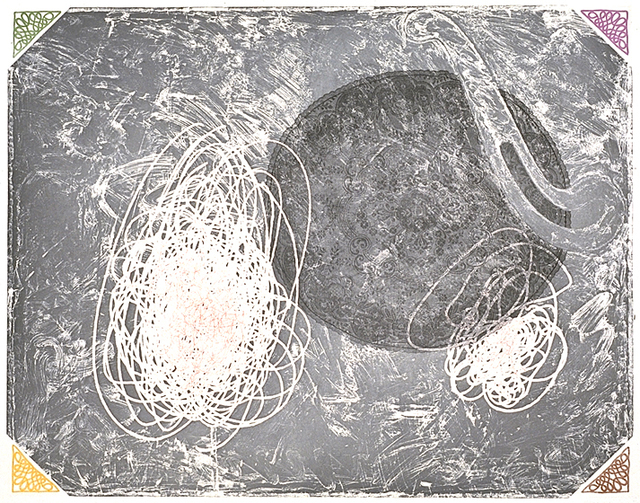 Robert Hudson, 'Untitled', 1986, Crown Point Press