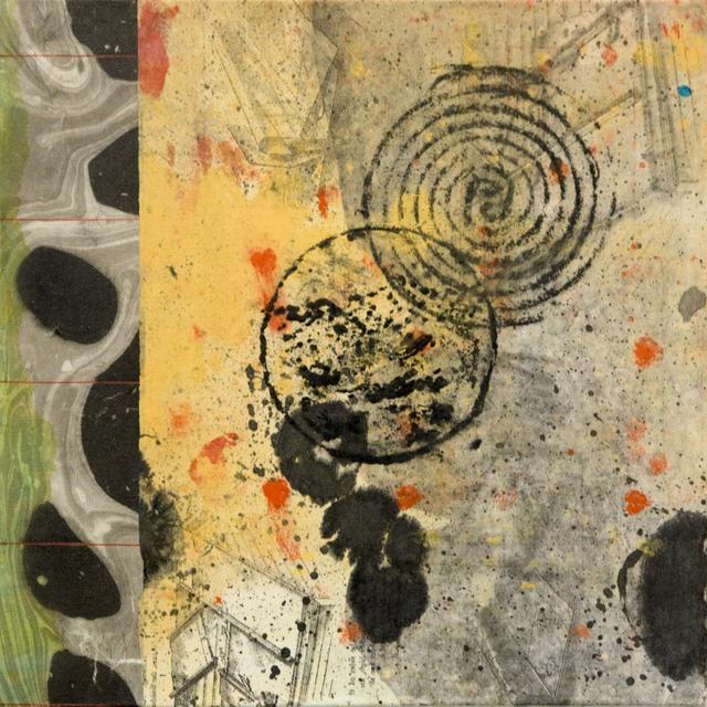 Myrna Burks, 'Windows and Gutters', 2015, Carter Burden Gallery
