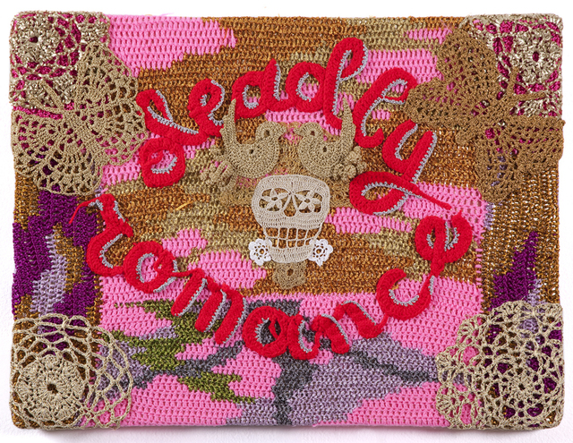, 'Deadly Romance,' 2013, Jonathan LeVine Projects