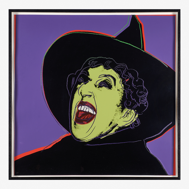 Andy Warhol, 'The Witch', 1981, Rago