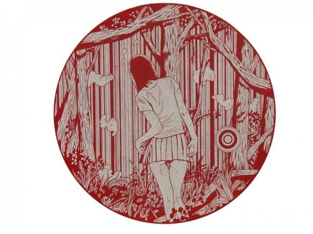 , 'Dreamy Gaze #3,' 2008, Mark Moore Fine Art