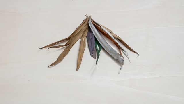 , 'Bamboo Leaves,' 1979, Tatjana Pieters