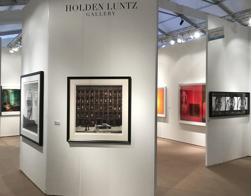 Holden Luntz Gallery, Palm Beach Modern + Contemporary 2019 Michael Eastman, David Yarrow, Orgmond Gigli, Garry Fabian Miller & Harry Benson