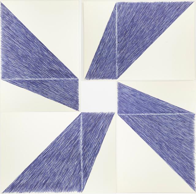 , '4x4 (3),' 2011, i8 Gallery