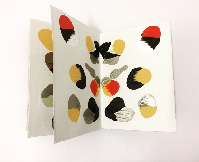 , 'Rorschach book I,' 2017, David Krut Projects