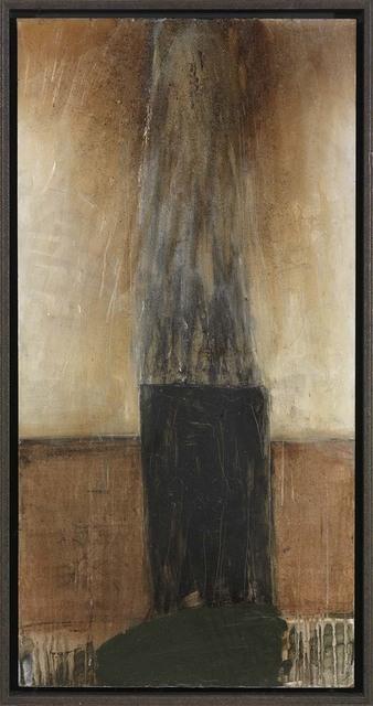 , 'Fire Painting III,' 2017-2018, Osborne Samuel