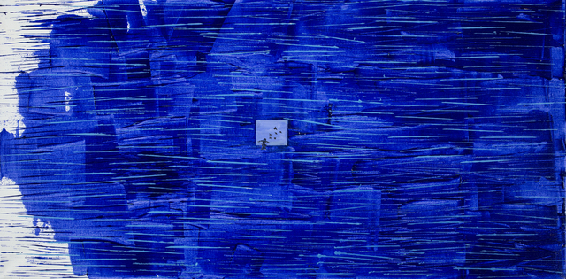 , 'In Blue (Horizon Series),' 2016, Gallery LVS