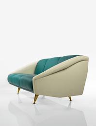 "Gio Ponti, '""Diamond"" Sofa from the Lisa Ponti residence, Milan,' circa 1953, Sotheby's: Important Design"