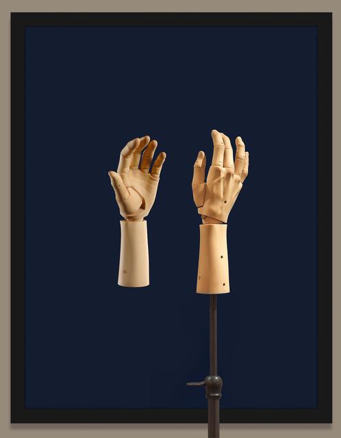 , 'Bartlett's Hand,' 2005, DANESE/COREY