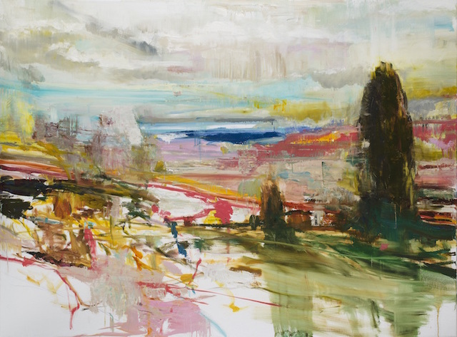 , 'Grasse,' 2017, Dolby Chadwick Gallery