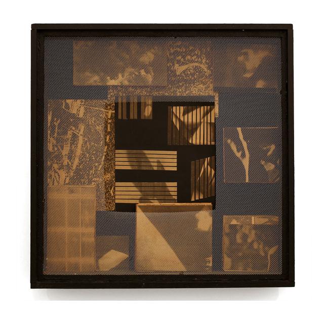 , 'Caixa Noir, da série Jornal Imaginário,' 1984, LURIXS: Arte Contemporânea