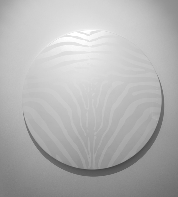 , 'W/W Zebra,' 2013, Galerie Clemens Gunzer