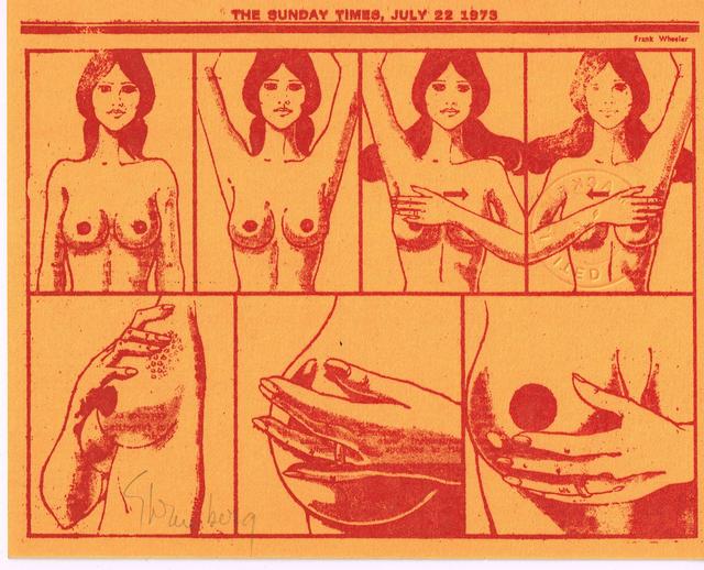 , 'Media speed post,' 1973, Baró Galeria
