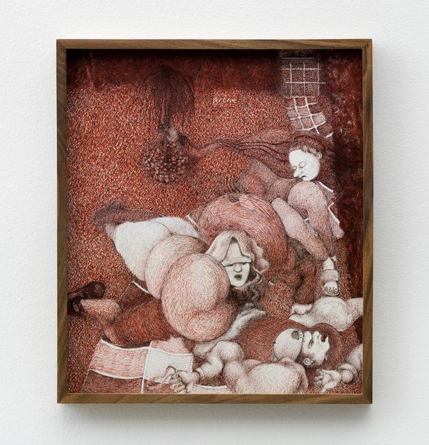 , 'Untitled,' 2016, Christian Andersen