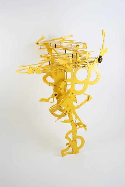 , 'Carrer De Casanova 53, Barcelona, Spain, Enlargement 1:3, State II,' 2017, Sebastian Fath Contemporary
