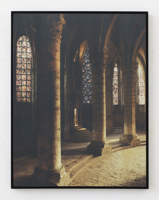, 'Cathédrales Hermétiques – vitraux Cathedral of Our Lady of Chartres I, 13th century,' 2016, Seelevel Gallery