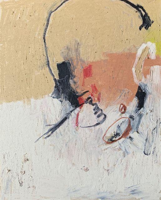 B. Chehayeb, 'Bird man ', 2019, Galleri Urbane