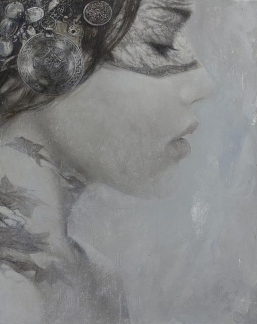 , 'Goddesses of Nibiru IX,' 2014, Miguel Marcos