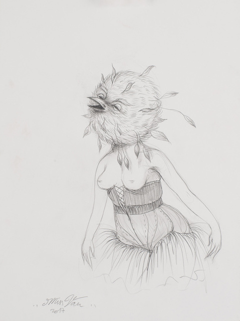 , 'Ladybird Singing,' 2017, Weinstein Gallery