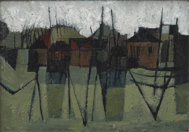 , 'The Village Fair,' 1952, Annely Juda Fine Art