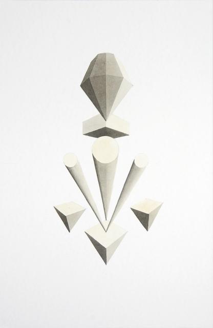 , 'Study 4,' 2014, Nora Fisch