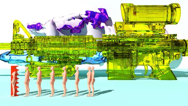 Volodymyr Kohut, 'Artificial intelligence — Mimicry', 2018, Voloshyn Gallery