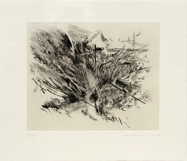 Julie Mehretu, 'Untitled I (Amulets)', 2008, Hamilton-Selway: Blue-Chip Editions