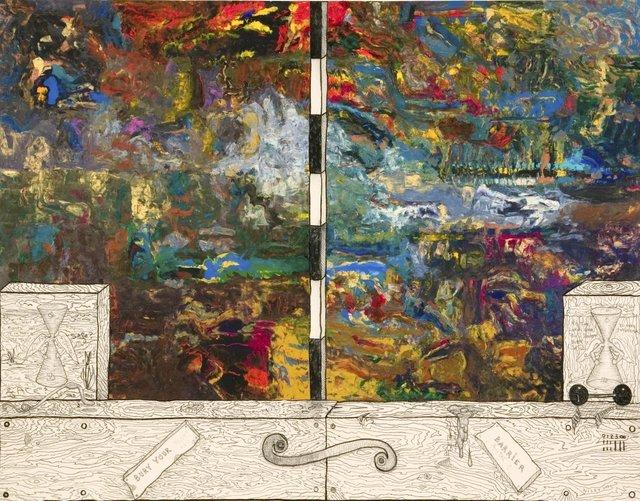, 'Bury Your Barrier,' 2006, Hosfelt Gallery