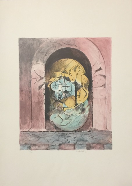 Graham Sutherland, 'Composition', 1979, Wallector