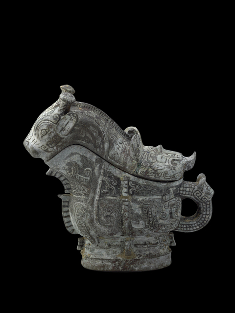 'Ritual Wine Server (Guang)', ca. 1100 B.C., Indianapolis Museum of Art at Newfields