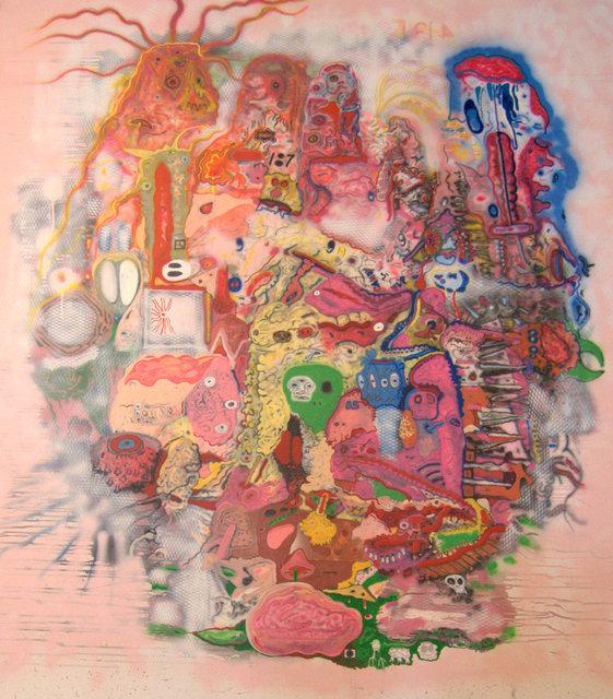 , 'Candy Flip,' 2016, Ro2 Art