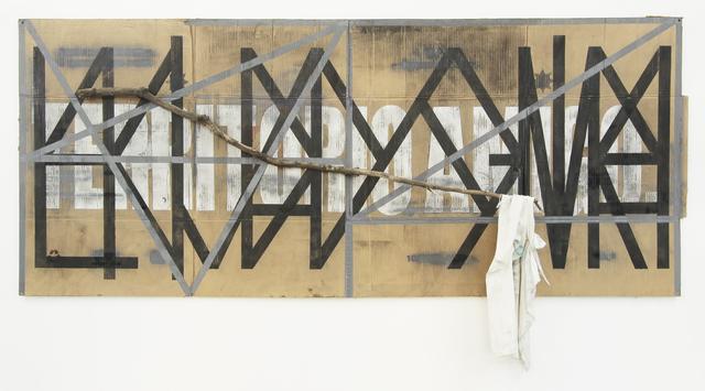 , 'Bandera Blanca,' 2014, Arróniz Arte Contemporáneo