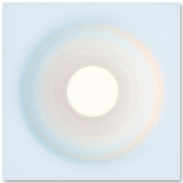 , 'Prismatic Blue 4,' 2017, Christopher Martin Gallery