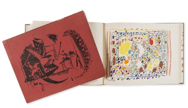 Pablo Picasso, 'A Los Toros (Mourlot 350)', 1961, Forum Auctions