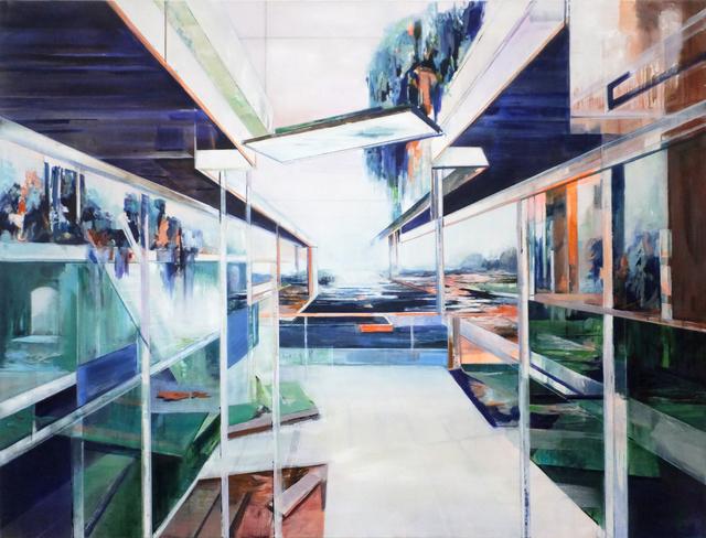 , 'Wasserhaus,' 2019, GALERIE VON&VON