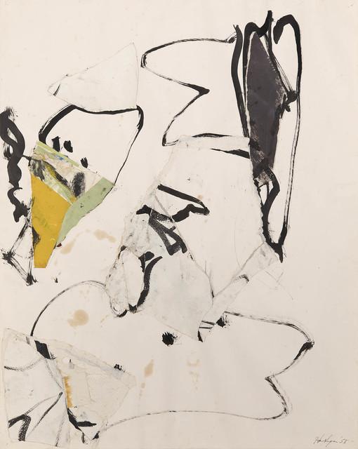 , 'Untitled,' 1958, Michael Rosenfeld Gallery